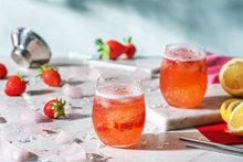 Frozé-frozen-cocktail-met-rosé