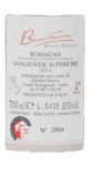 Dudè Superiore Romagna Sangiovese _
